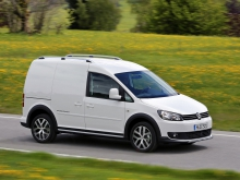 Фото Volkswagen Cross Caddy Fourgon  №10
