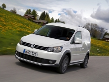 Фото Volkswagen Cross Caddy Fourgon  №12