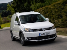 Фото Volkswagen Cross Caddy Fourgon  №13