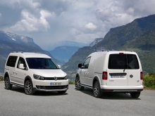 Фото Volkswagen Cross Caddy Fourgon  №14