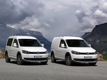 Фото Volkswagen Cross Caddy Fourgon  №15