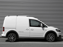 Фото Volkswagen Cross Caddy Fourgon  №16
