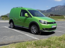 Фото Volkswagen Cross Caddy Fourgon  №17