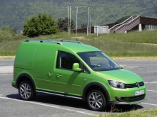 Фото Volkswagen Cross Caddy Fourgon  №18