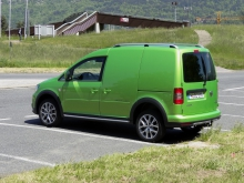 Фото Volkswagen Cross Caddy Fourgon  №19