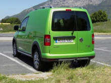 Фото Volkswagen Cross Caddy Fourgon  №20