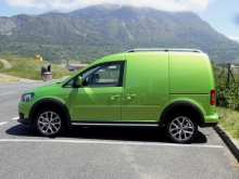 Фото Volkswagen Cross Caddy Fourgon  №21