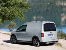 Фото Volkswagen Cross Caddy Fourgon  №3