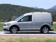 Фото Volkswagen Cross Caddy Fourgon  №4