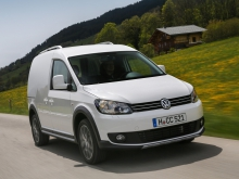 Фото Volkswagen Cross Caddy Fourgon  №6