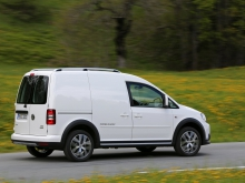 Фото Volkswagen Cross Caddy Fourgon  №7