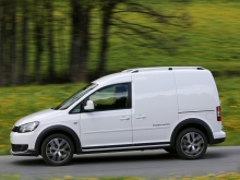 Фото Volkswagen Cross Caddy Fourgon  №8