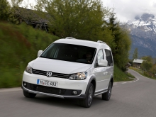 Фото Volkswagen Cross Caddy Fourgon  №9